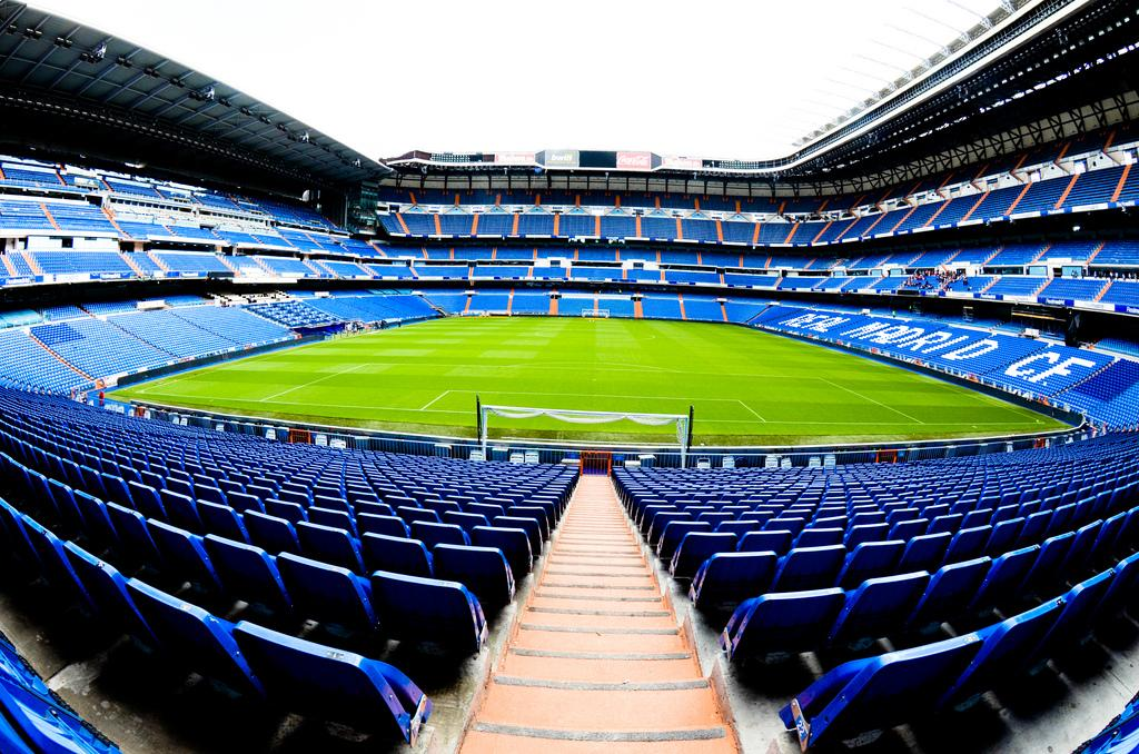 Santiago Bernabéu Stadium - Real Madrid C.F.